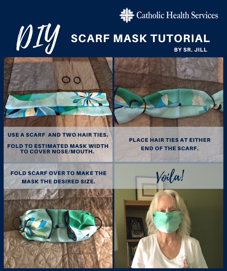 DIY Scarf Tutorial