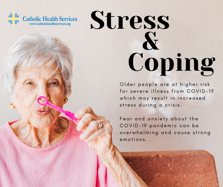 Stress Coping COVID-19